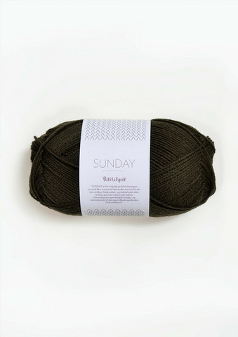 SUNDAY Petite Knit, into the woods 9882