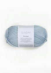 SUNDAY Petite Knit, diamond blue 6012