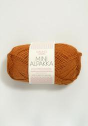 Sandnes Mini Alpakka, ockra 2355