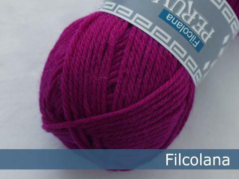 Peruvian Highland Wool, 271 Fuchsia