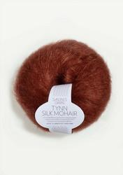 Tunn Silk Mohair, rost 3554