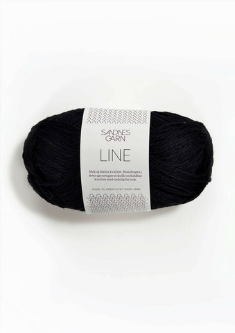 Sandnes Line, svart 1099