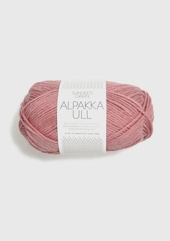 Alpakka Ull, vanharoosa 4023