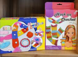 Pysselpaket för barn: Accessoarer