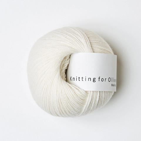Knitting for Olive Merino Natural White