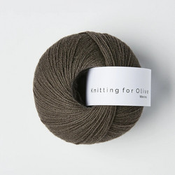 Knitting for Olive Merino Dark Moose