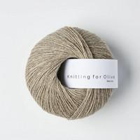 Knitting for Olive Merino Oatmeal