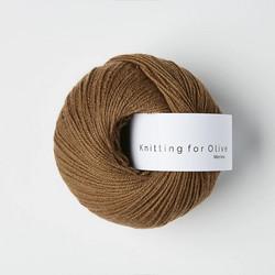 Knitting for Olive Merino Soft  Cognac