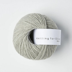 Knitting for Olive Merino Pearl Gray