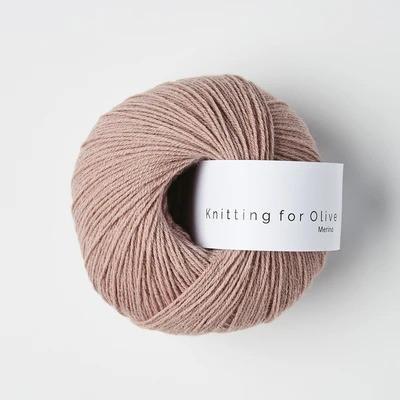 Knitting for Olive Merino Soft Rose
