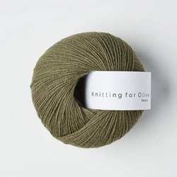 Knitting for Olive Merino Dusty Olive