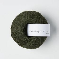 Knitting for Olive Merino Slate Green