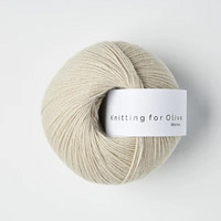 Knitting for Olive Merino Marzipan