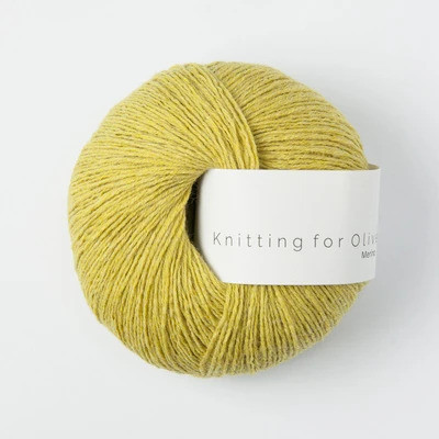 Knitting for Olive Merino Quince