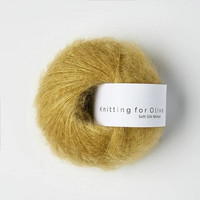 Knitting for Olive Soft Silk Mohair Dusty Honey