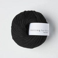 Knitting for Olive Heavy Merino Coal