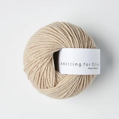 Knitting for Olive Heavy Merino Powder