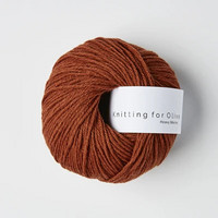 Knitting for Olive Heavy Merino Rust