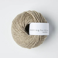 Knitting for Olive Heavy Merino Oatmeal