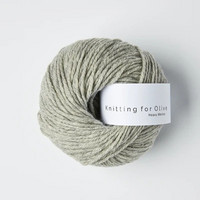 Knitting for Olive Heavy Merino Pearl Gray