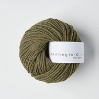 Knitting for Olive Heavy Merino Dusty Olive