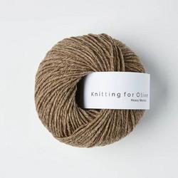 Knitting for Olive Heavy Merino Hazel