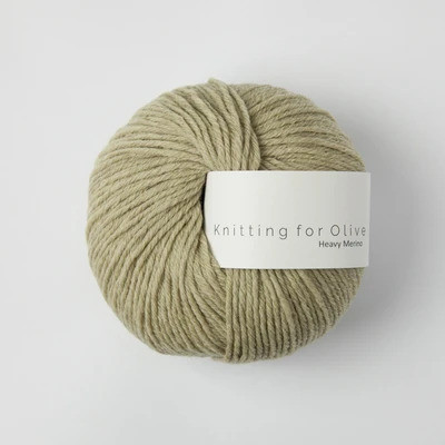 Knitting for Olive Heavy Merino Fennel Seed