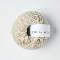 Knitting for Olive Heavy Merino Marzipan