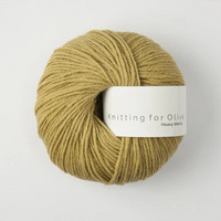 Knitting for Olive Heavy Merino Dusty Honey
