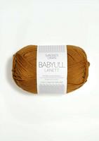 Sandnes Babyvilla Lanett, sinapinkeltainen 2335