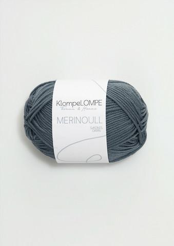 Sandnes Klompelompe merinovilla, sinivihreä 6571