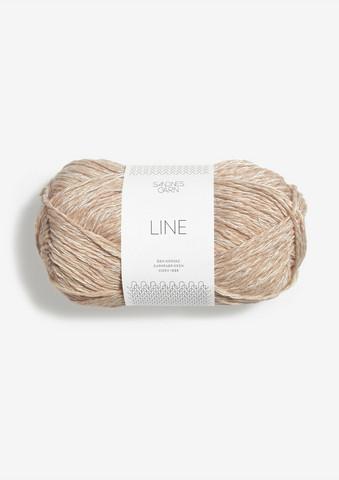 Sandnes Line, beige 3021