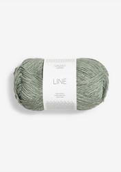 Sandnes Line, ljus grön 8521