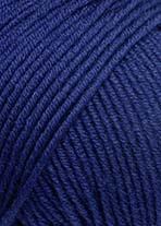 Lang Merino +, mörkblå 0035