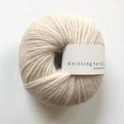 Knitting for Olive Double Soft Merino, Powder