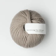 Knitting for Olive Double Soft Merino, Oatmeal