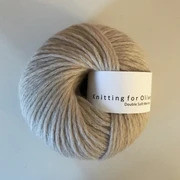 Knitting for Olive Double Soft Merino, Sand