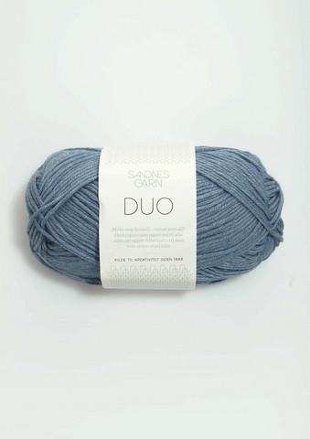 Duo, jeansblå 6033