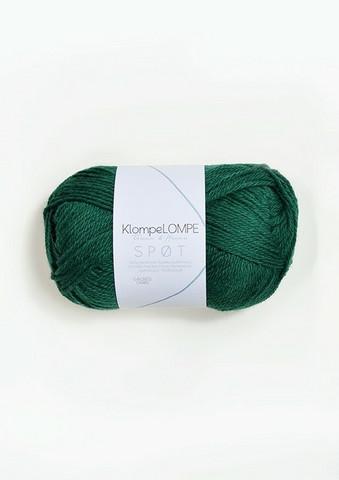 Klompelompe Spøt, smaragdinvihreä 7755