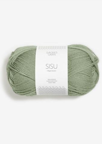 Sandnes Sisu, ljusgrön 9041