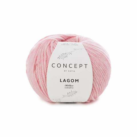 Concept by Katia, Lagom, 114 light pink