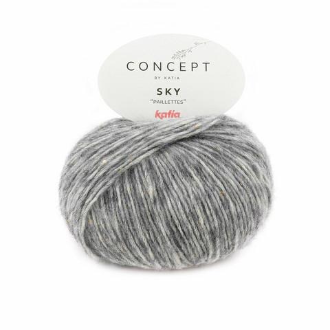 Concept by Katia, Sky, 82 dark-grey