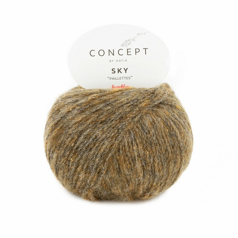 Concept by Katia, Sky, 89 camel