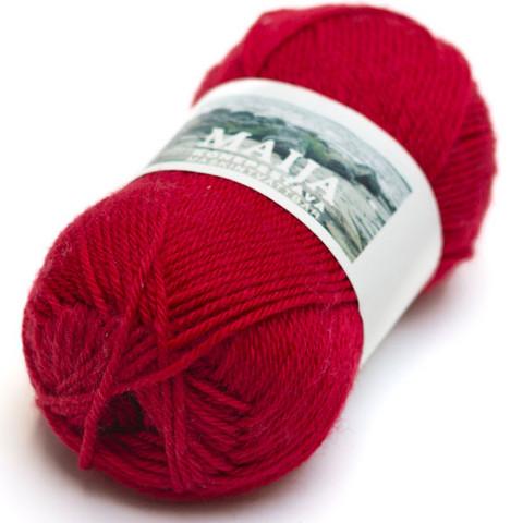 Maija, 209 tumman punainen