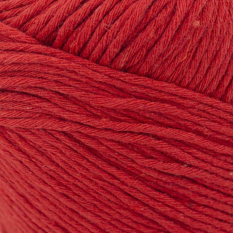 Karma cotton, 7 cherry red