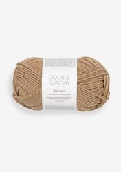 DOUBLE SUNDAY Petite Knit, Camel, 2542