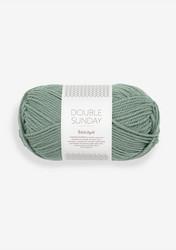 DOUBLE SUNDAY Petite Knit, Electric Blue, 6046