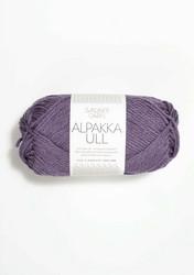 Alpakka Ull, lilla 5043