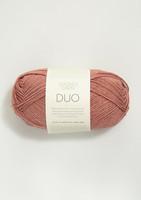 Duo, lämmin ruskea (ruskeanroosa) 3543