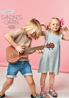 Sandnes mönsterhäfte 2105 Sommar barn